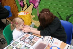 Facepainting