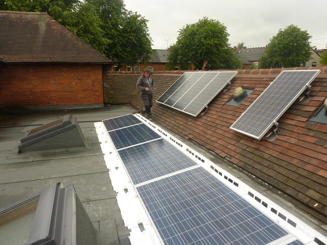 Green Living: Solar Power – End of the gold rush? • B31 Voices