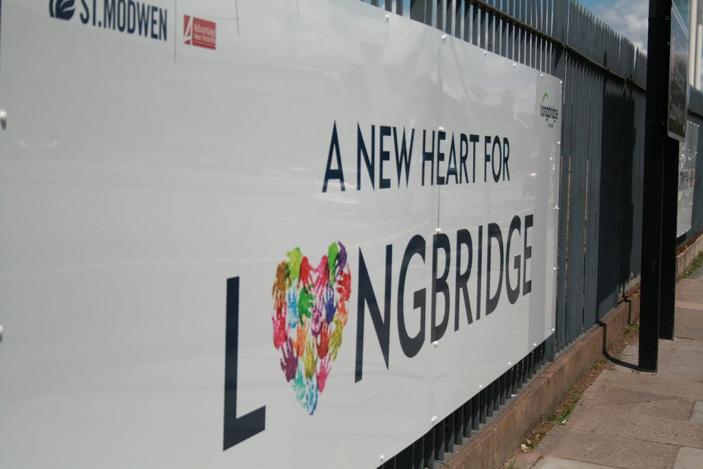 New heart for Longbridge | www.sastaylor.co.uk