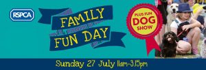 family fun day rspca 27 07