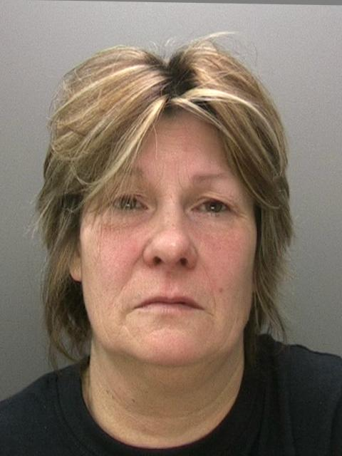 Guilty - Susan Hughes | Image West Midlands Police