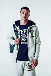 Duffer of St George range will be among the fashions  on offer at the new JD Sports store Northfield Shopping Centre