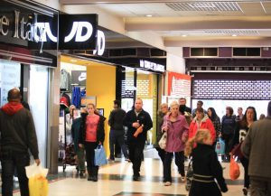 The new JD Sports store at Northfield Shopping Centre