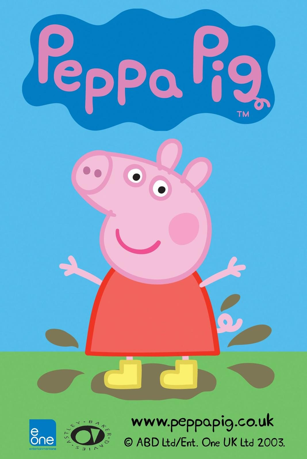 Peppa Pig, who will appearing at Northfield Shopping Centre on Friday February 20 from 11am