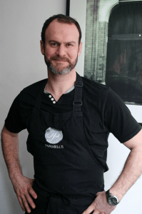 Chef Greg Purnell (Image by Birmingham Mail)