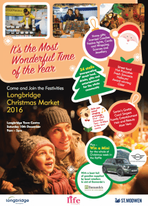 Longbridge Christmas Market details - click to enlarge