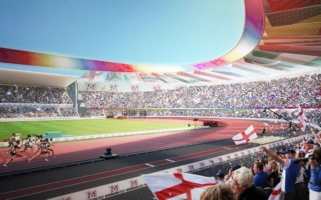 Birmingham 2022 Commonwealth Games bid backed by UK Government