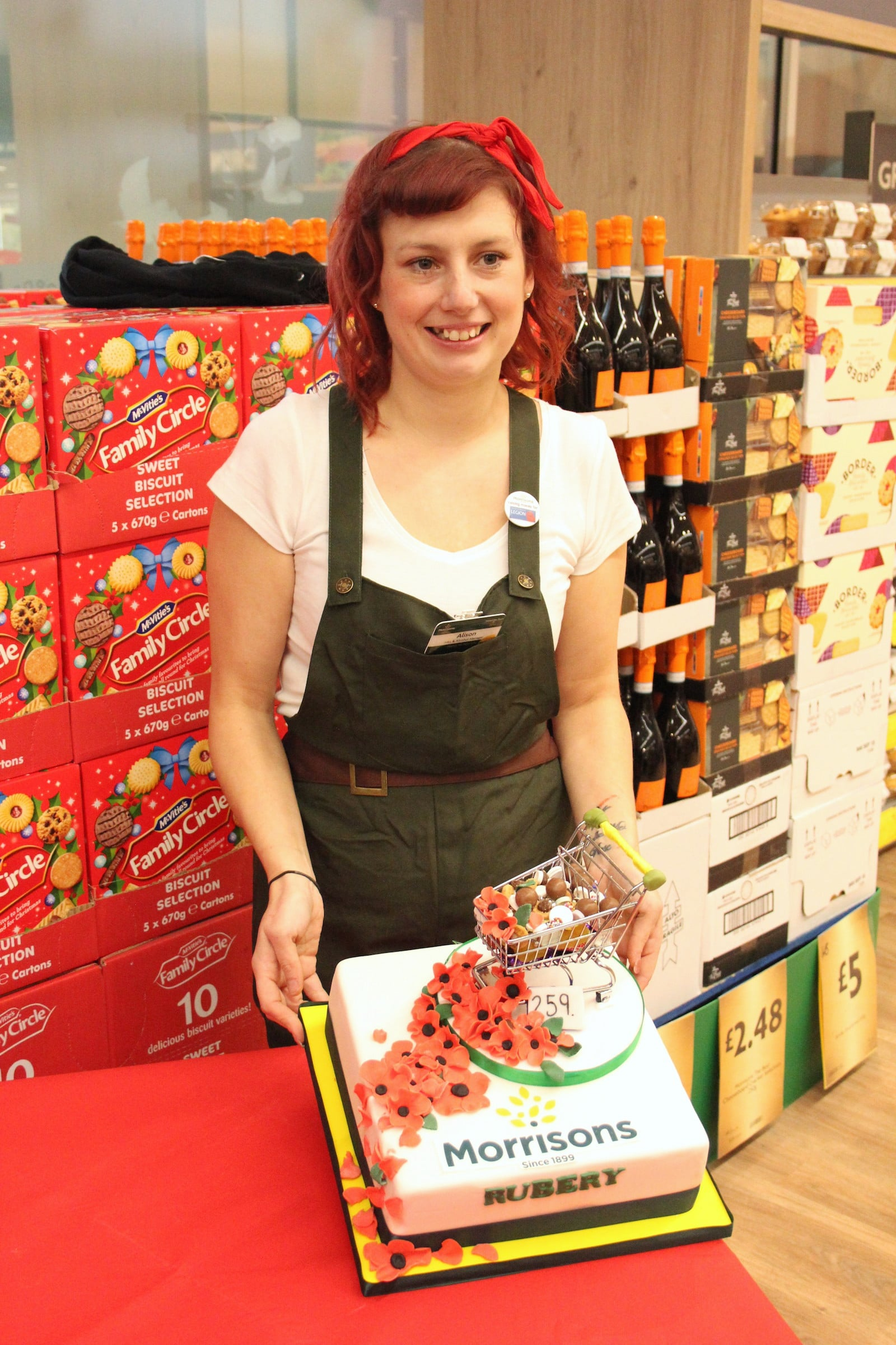 Rubery Supermarket Relaunches With 1940s Weekend B31 Voices