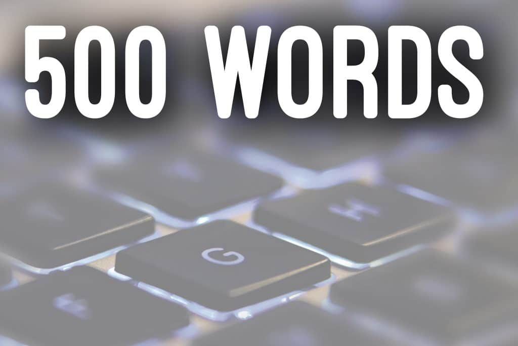 Local Election 500 Words