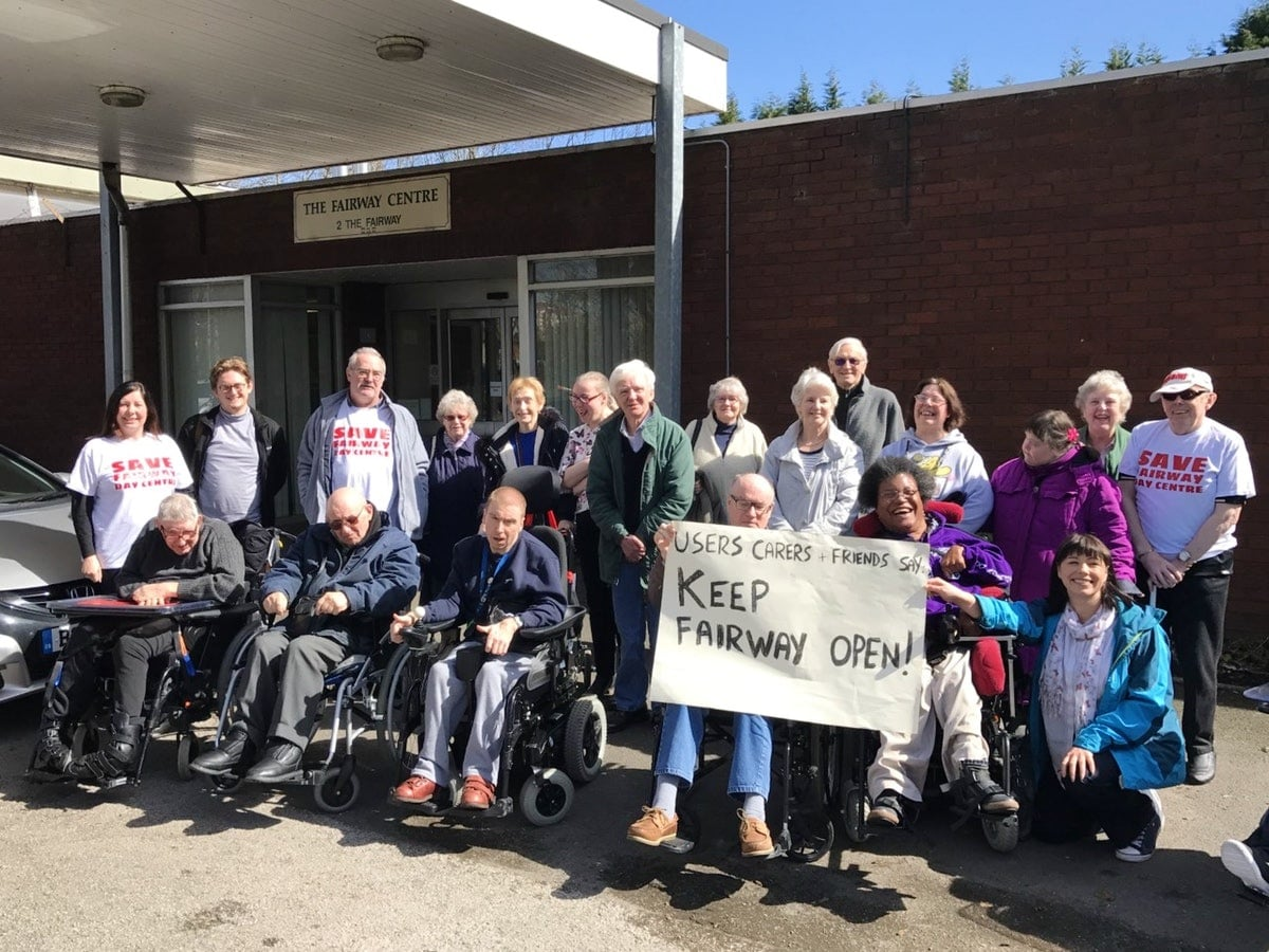 Campaigners urge council to rethink Kings Norton day centre closure as legal challenge prepared