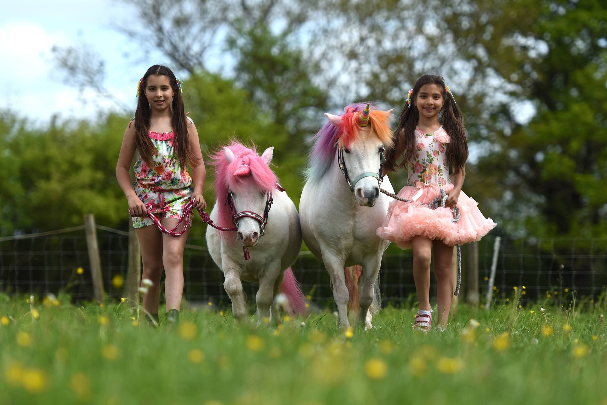 Magical Rainbow Unicorn Party [Ticket only] • B31 Voices
