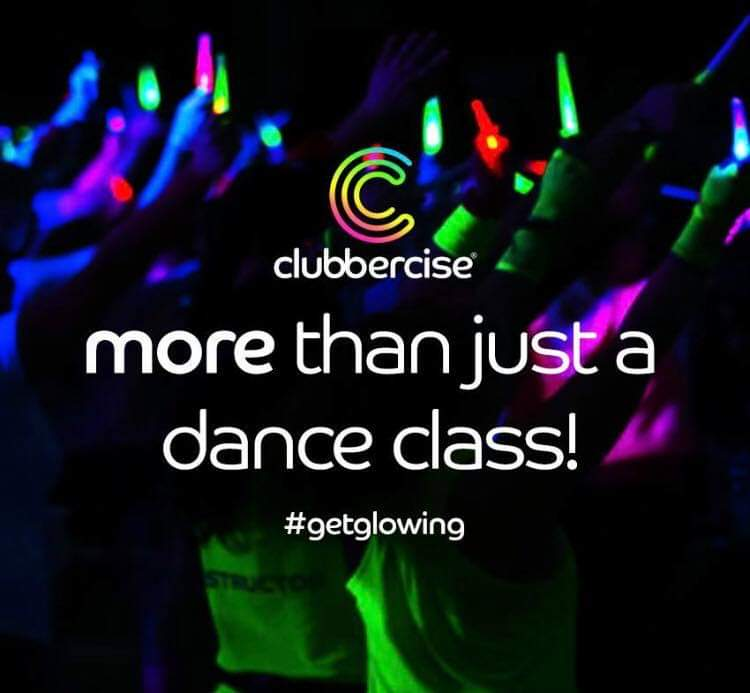 Clubbercise Bahm South with Leanne E