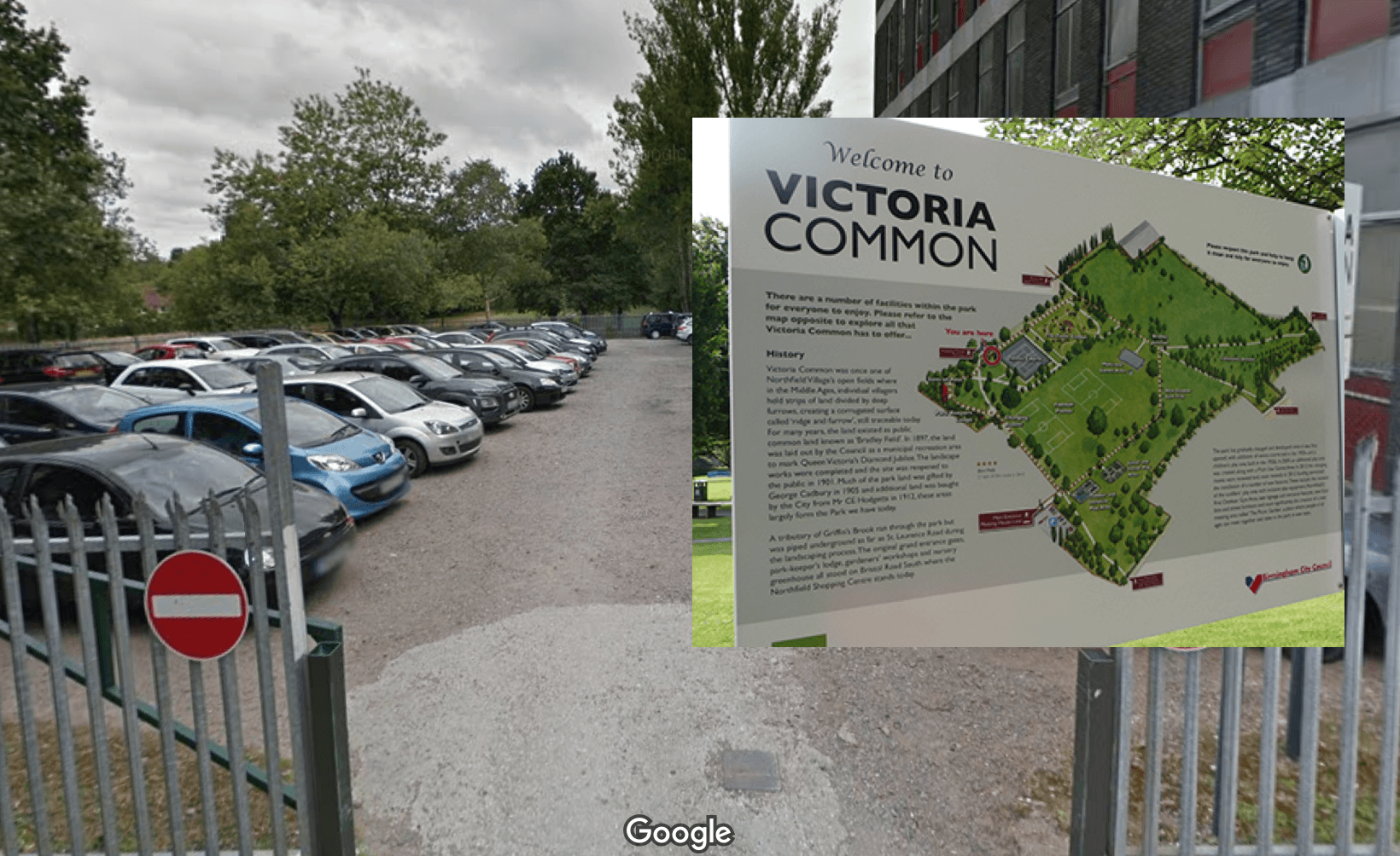 Have Your Say On Parking Charges At Northfield Park B31