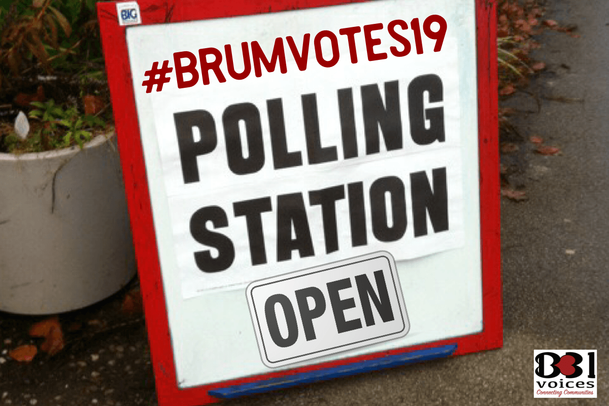 At what time do the polling stations close today for general elections?